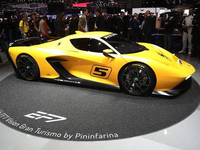 Pininfarina Fittipaldi EF7: si compras uno, Emmerson Fittipaldi te dará lecciones de pilotaje