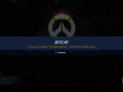 El lanzamiento de Overwatch fue como se esperaba, con errores en los servidores