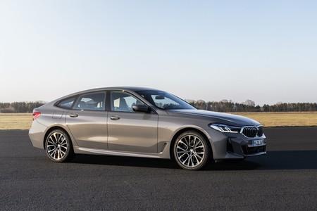 El BMW Serie 6 Gran Turismo rejuvenece con una nueva mirada y motores microhíbridos de hasta 340 CV