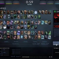 Nueva prueba experimental: los 25 bans a héroes en partidas clasificatorias de Dota 2