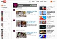 YouTube está probando un nuevo diseño de su portal
