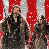 Tarantino ha convertido 'Los odiosos ocho' en una miniserie para Netflix y anuncia montaje extendido de 'Django desencadenado'
