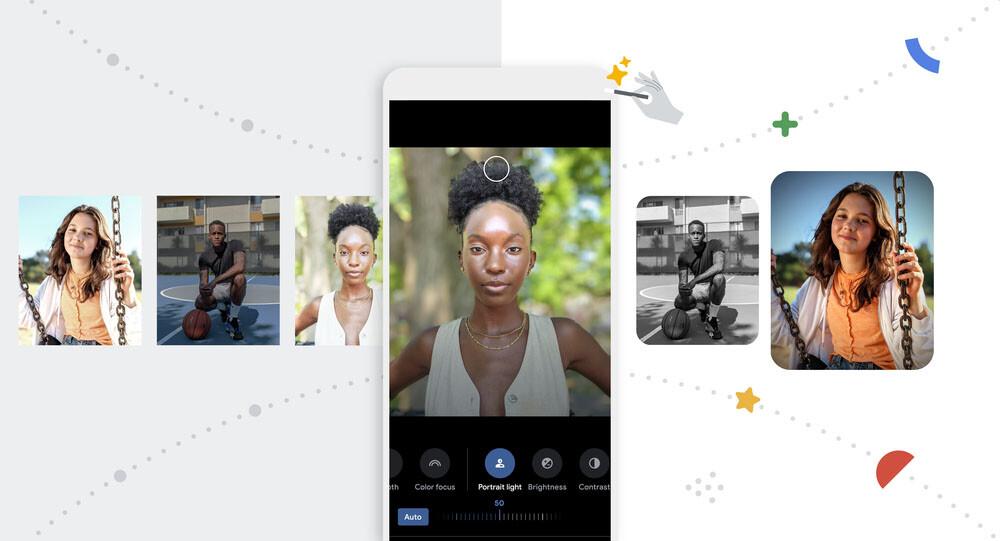 El nuevo editor de Google Fotos para Android llega a todo el mundo
