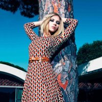 Imágenes de la campaña de Scarlett Johansson para Mango Primavera-Verano 2011