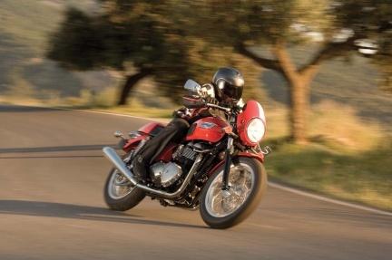 Triumph Truxton 2008
