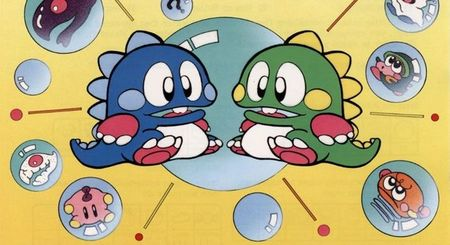 Bubble Bobble (Taito)