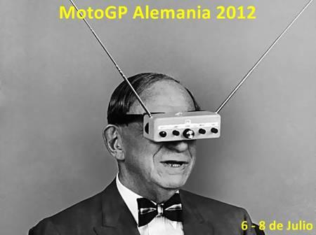 MotoGP Alemania 2012: dónde verlo por televisión