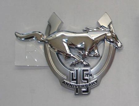 El 45 aniversario del Ford Mustang ya se ha desvelado