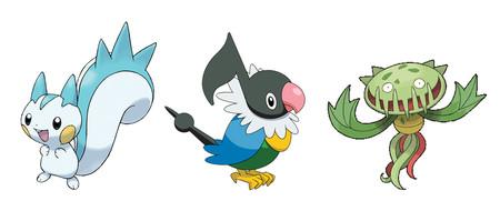 Guía Pokémon GO: conseguir a Pachirisu, Chatot, Carnivine, los ...