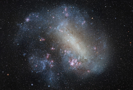 Large Magellanic Cloud Carlos Fairbairn