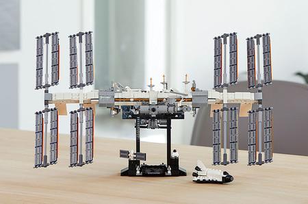 LEGO se alía con la NASA y lanzará un kit para que te puedas montar la Estación Espacial Internacional (ISS)