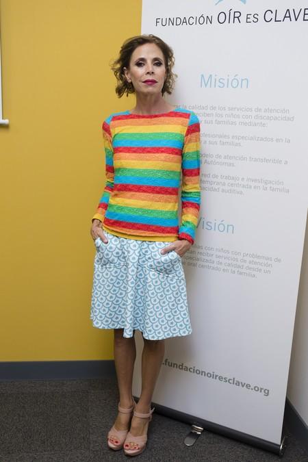 Ágatha Ruiz de la Prada gana el Premio Nacional de Diseño de Moda 2017