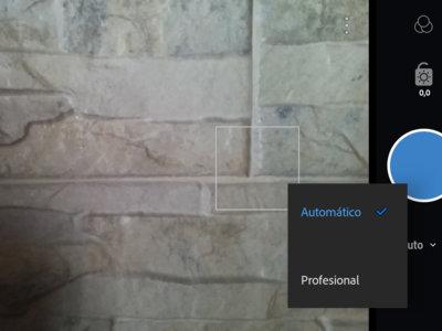 Adobe Photoshop Lightroom para Android estrena cámara profesional de controles manuales
