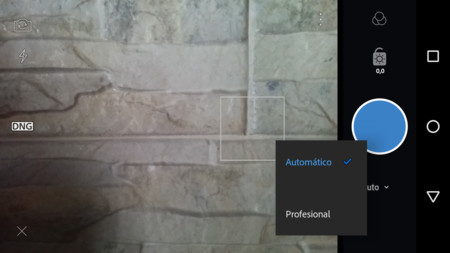 Adobe Photoshop Lightroom para Android estrena cámara profesional de controles manuales