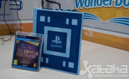 Wonderbook de Sony, toma de contacto