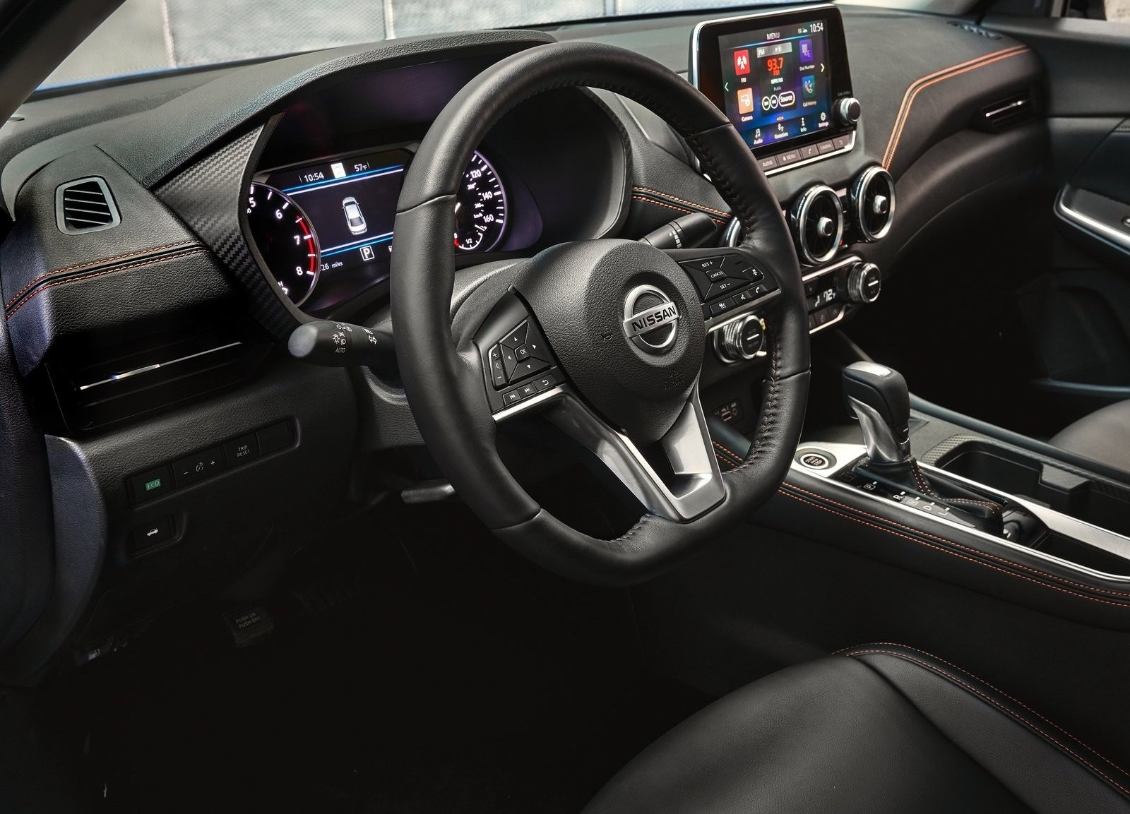 Foto de Nissan Sentra 2020 (11/15)