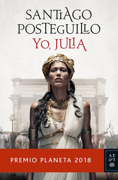 Yo Julia de Santiago Posteguillo