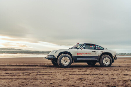 Singer All Terrain Competition porsche 911 sc safari dakar