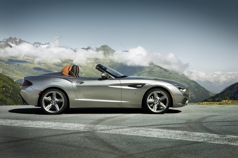 Foto de BMW Zagato Roadster Concept (9/14)