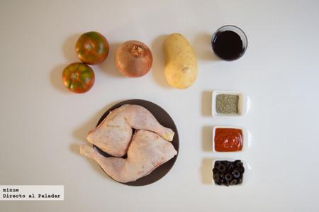 Pollo aceitunas 2