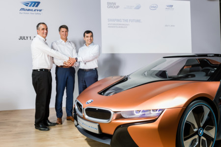 Bmw Group Intel Mobileye 3