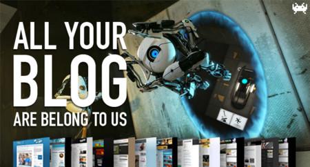 Portal, laberintos, frustración y Bayonetta, siempre Bayonetta. All Your Blog Are Belong To Us (CCXC)