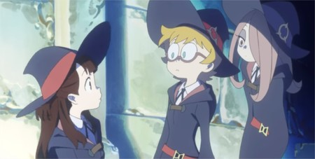 Little Witch Academia Captura