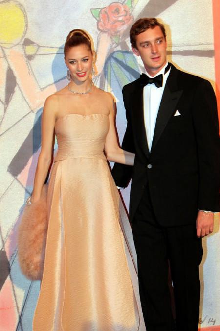 Preparad los tocados que vamos de boda en Mónaco: Pierre y Beatrice