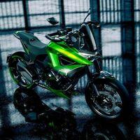 Kawasaki lanza Adaptive, un concept polivalente que adapta su distancia entre ejes al entorno, pero aún no verá la luz