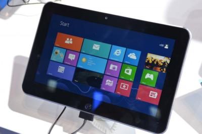 Según IDC, Windows tendrá el 7% del mercado de las tablets para fin de 2015