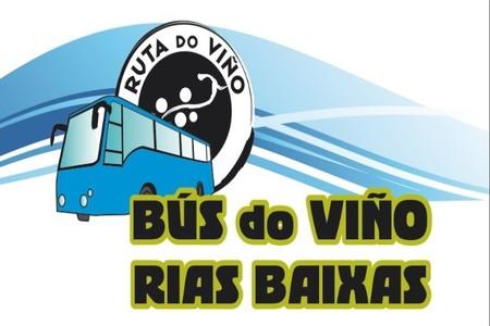 """Súbete al """"Bus do viño"""" y disfruta de un viaje a la vendimia por las Rías Baixas"""