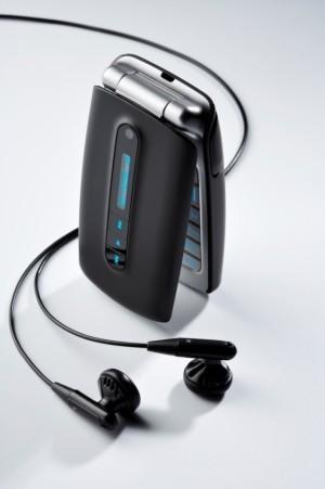 Alcatel OT-C701, móvil musical