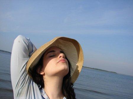 En verano no te quites el sombrero