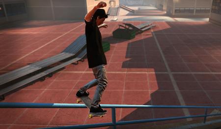 Vídeo de 'Tony Hawk Pro Skater HD'