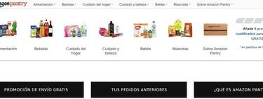 Amazon Pantry: qué es, cómo funciona y cómo usar el supermercado de Amazon