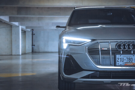 Audi Etron Sportback Matrix Light 2021 Prueba De Manejo Opiniones 34
