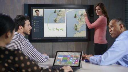 Project Rigel es la propuesta de Microsoft para llevar Skype a las salas de reuniones