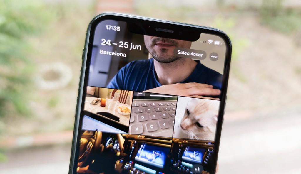 Cómo acaecer tus fotos de iPhone a Android