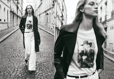 Massimo Dutti Brigitte Bardot 2