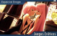 """Especial """"Eroge"""", videojuegos eróticos"""