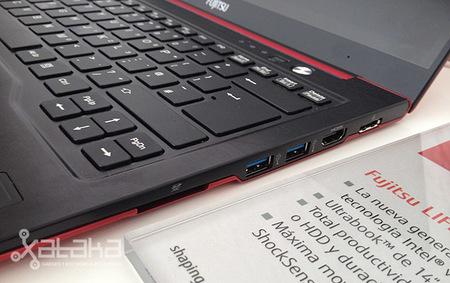 Fujitsu Lifebook U772 y UH572, probamos las primeras ultrabooks de la compañía