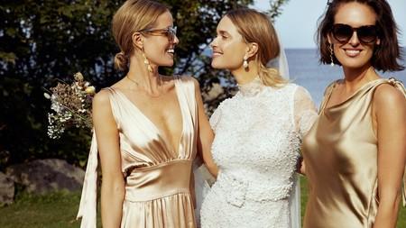Los 11 estilos de vestidos de novia vintage para que las más nostálgicas brillen en su gran día