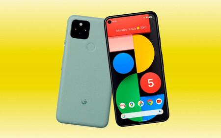 Fuera zoom y dentro gran angular: así es la cámara del Google Pixel 5 (y 4a 5G), uno de los aspirantes a mejor móvil para hacer fotos de 2020