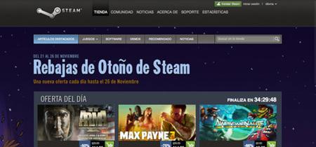 ¡Más rebajas de Otoño! Steam y la Mac App Store
