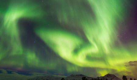 Las auroras boreales como jamás se habían visto: un nuevo sensor de electrones permite ver por primera vez su mecanismo
