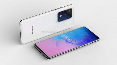 """Samsung Galaxy S20 Ultra: enorme pantalla de 6.9 pulgadas y batería de 5,000 mAh para el que sería el """"nuevo"""" hermano mayor"""