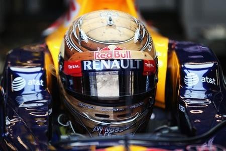 Tres de tres para Sebastian Vettel en los entrenamientos libres del Gran Premio de Estados Unidos