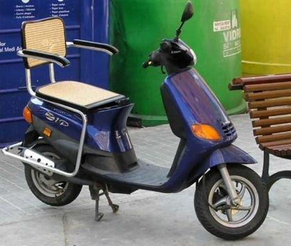La moto más cómoda