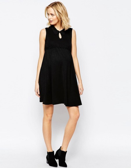 Vestido Negro Premama Rebajas