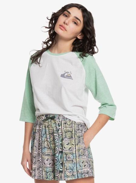 Camiseta Estilo Skater